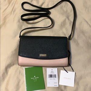 NWT Kate Spade Laurel Way Crossbody wallet purse